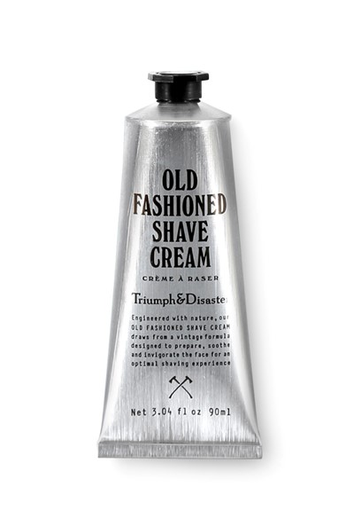 Old Fashioned Shave Cream Tube   by Triumph & Disaster