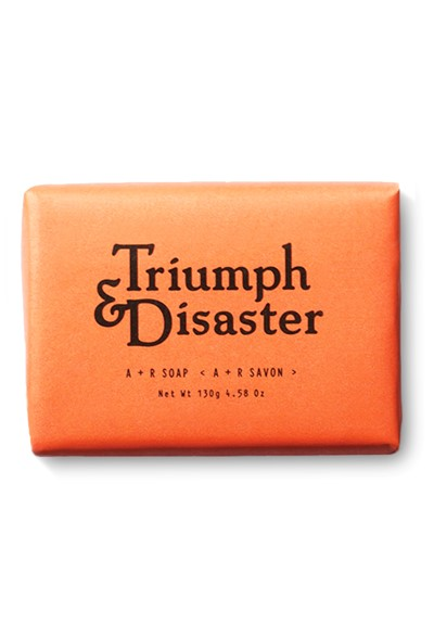 A + R Soap  Bar Soap  by Triumph & Disaster