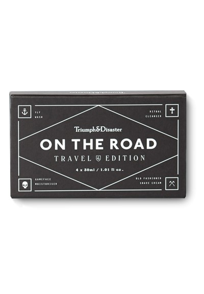 On The Road Travel Kit Travel Set  by Triumph & Disaster