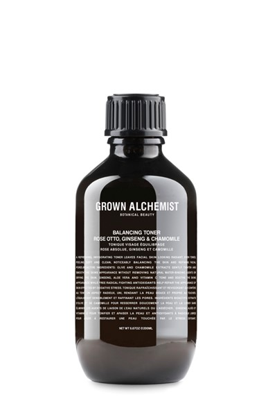 Balancing Toner: Rose Absolute, Ginseng & Chamomile   by Grown Alchemist