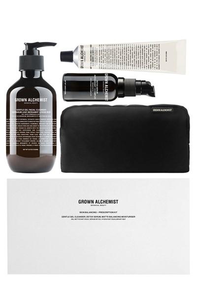 Skin Balancing Prescription Kit Skin Care Gift Set  by Grown Alchemist