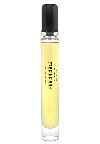 Feb. 14, 1912 Eau de Parfum  by Rundholz Parfums