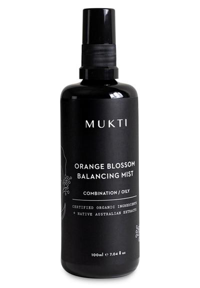 Orange Blossom Balancing Mist Facial Toner  by Mukti Organics