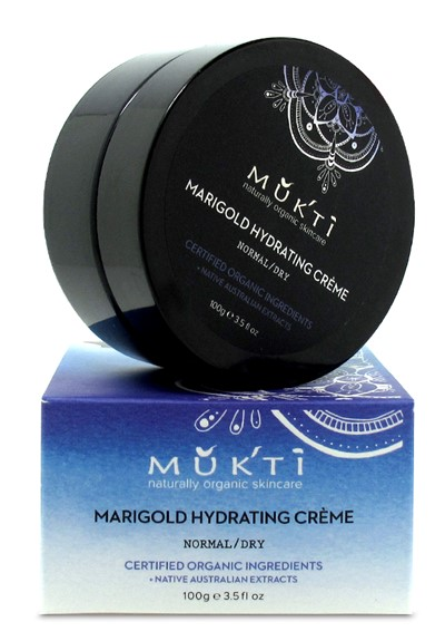 Marigold Hydrating Cream    by Mukti Organics