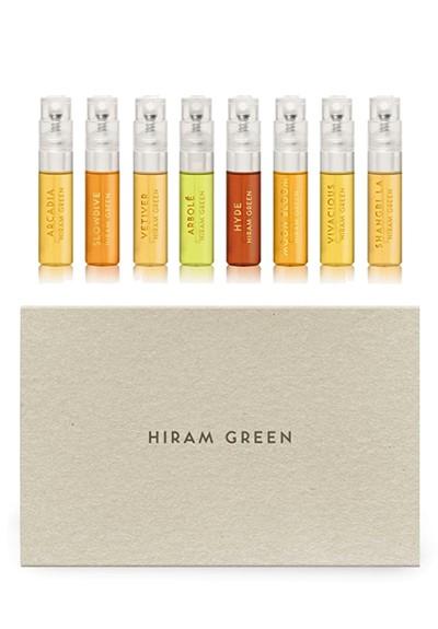 Hiram Green Discovery Set Eau de Parfum  by Hiram Green Perfumes