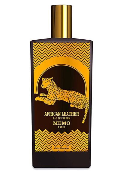 African Leather  Eau de Parfum  by MEMO