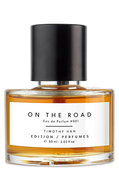 On The Road  Eau de Parfum  by Timothy Han Edition Perfumes