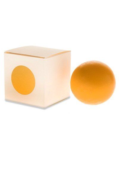 Hiba Wood Sphere Soap   by GOLDA