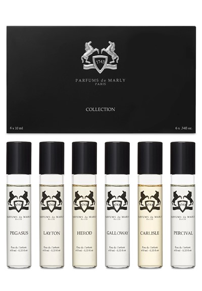 Masculine Discovery Collection Perfume Discovery Set  by Parfums de Marly