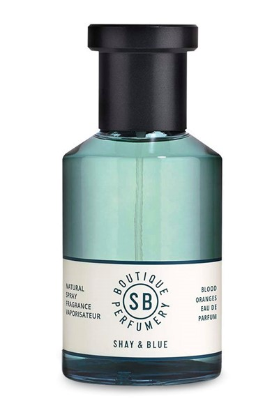 Blood Oranges Eau de Parfum  by Shay & Blue