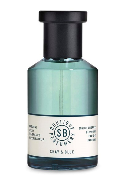 English Cherry Blossom  Eau de Parfum  by Shay & Blue
