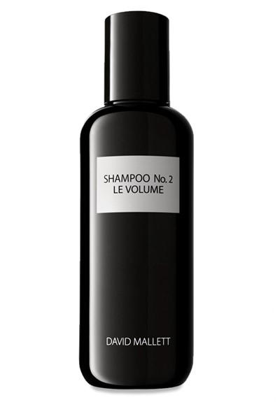 Shampoo No. 2: Le Volume Shampoo  by David Mallett Hair