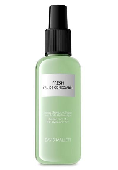 Fresh Eau de Concombre Face and Hair Mist  by David Mallett Hair