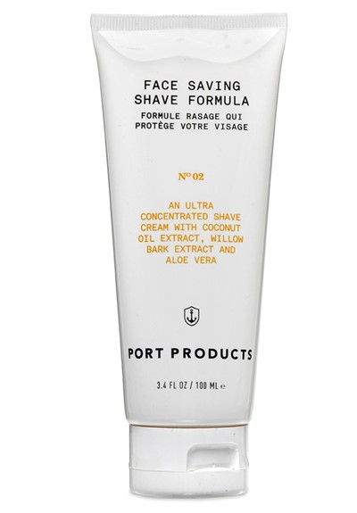 Face Saving Shave Formula  Shave Cream  by Port Products
