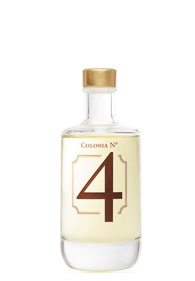 Colonia No. 4  Eau de Cologne  by Antica Barbieria Colla