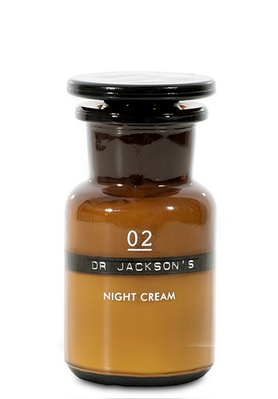 02 Night Skin Cream  Skin Cream  by Dr. Jackson's