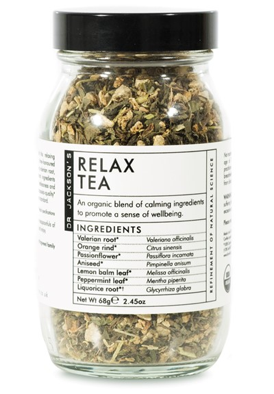 Relax Tea - Loose Leaf  Loose Leaf Tea  by Dr. Jackson's