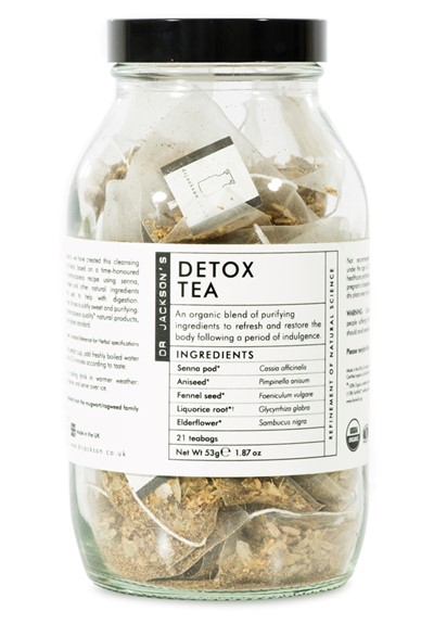 Detox Tea - Sachet  Bagged Sachet Tea  by Dr. Jackson's