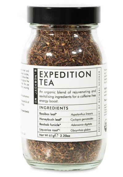 Expedition Tea - Loose Leaf Loose Leaf Tea by Dr  Jackson's