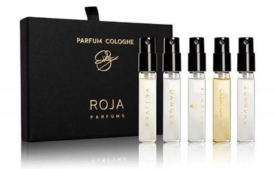 Parfum Cologne Collection Discovery Set Parfum Cologne  by Roja Parfums