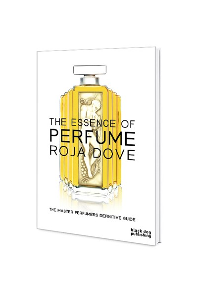 The Essence of Perfume - Hardcover book  Hardcover Book  by Roja Parfums