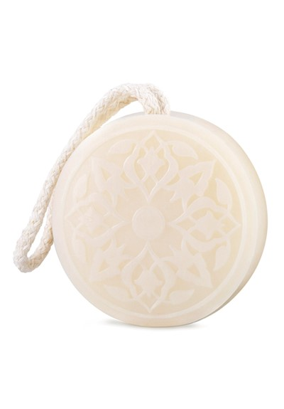 Hammam Soap - Jasmine of Arabia  Soap on a Rope  by Senteurs D'Orient