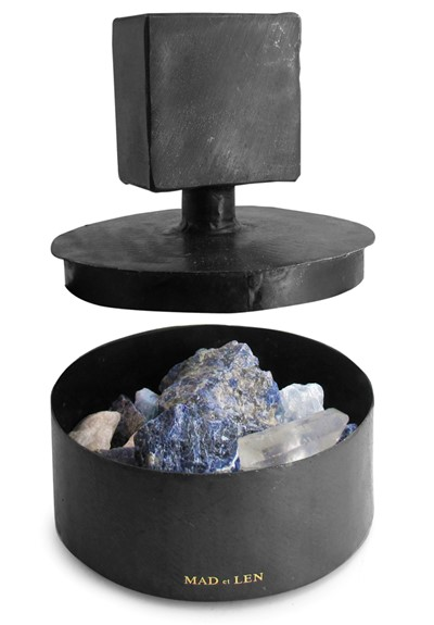 Totem Potpourri - Blue Crystals    by Mad et Len
