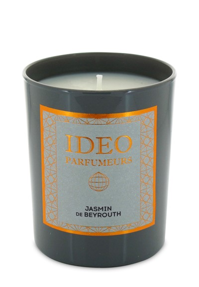 Jasmin de Beyrouth  Scented Candle  by Ideo Parfumeurs