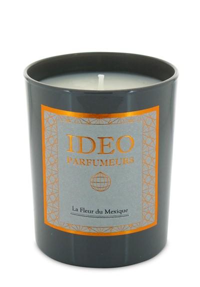 La Fleur du Mexique Scented Candle  by Ideo Parfumeurs