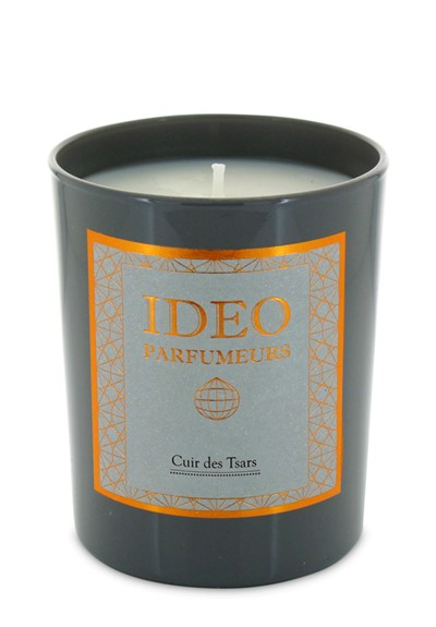 Cuir des Tsars Scented Candle  by Ideo Parfumeurs