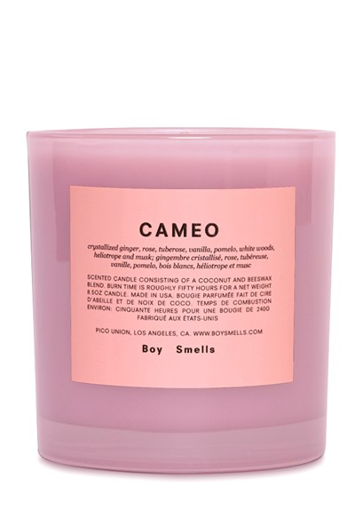Cameo Scented Candle  by Boy Smells