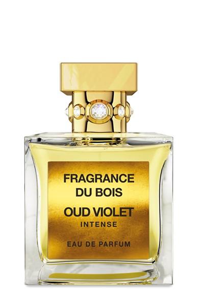 Oud Violet Intense Eau de Parfum  by Fragrance du Bois
