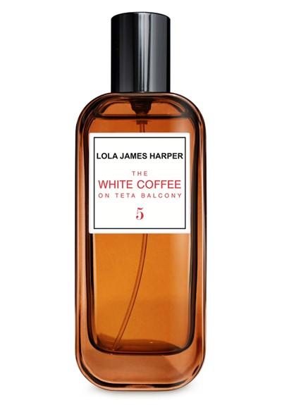 The White Coffee On Teta Balcony Room Spray Room Spray  by Lola James Harper