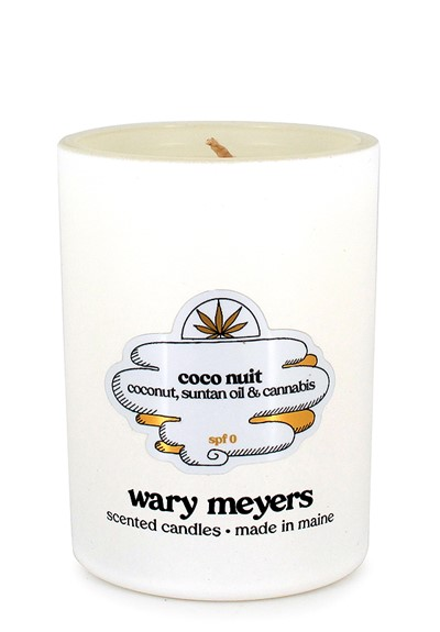 Coco Nuit candle  Scented Candle  by Wary Meyers