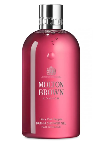 Fiery Pink Pepper Bath & Shower Gel  Body Wash  by Molton Brown