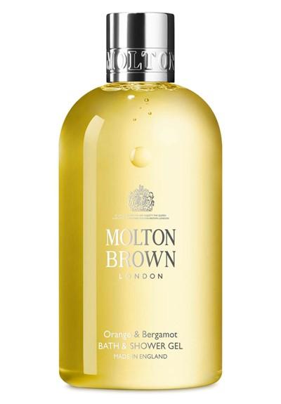 Orange & Bergamot Bath & Shower Gel Body Wash  by Molton Brown