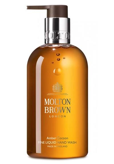 Amber Cocoon Fine Liquid Hand Wash Hand Wash  by Molton Brown