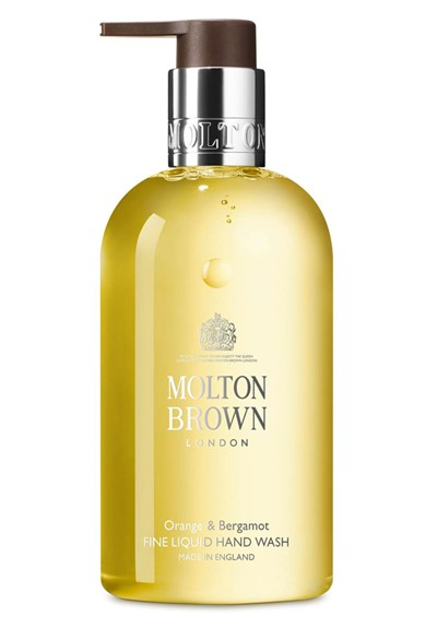 Orange & Bergamot Fine Liquid Hand Wash  Hand Wash  by Molton Brown