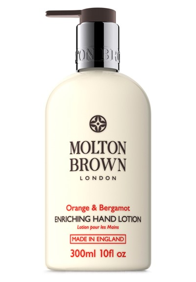 Orange & Bergamot Enriching Hand Lotion  Enriching Hand Lotion  by Molton Brown