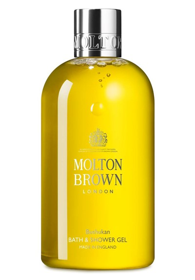 Bushukan Bath & Shower Gel Body Wash  by Molton Brown