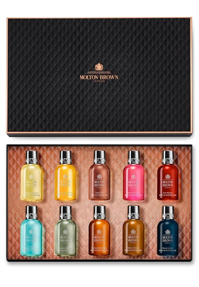 Bath & Shower Gel Gift Set    by Molton Brown