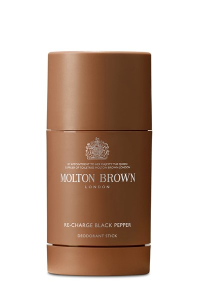 Re-Charge Black Pepper Deodorant Stick Deodorant  by Molton Brown