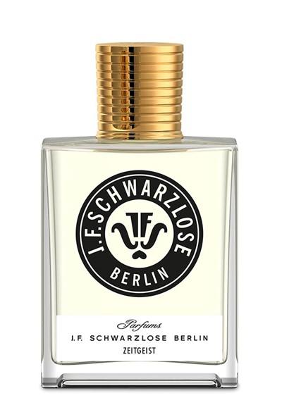 Zeitgeist Eau de Parfum  by J.F. Schwarzlose