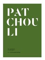 Patchouli in Perfumery by NEZ