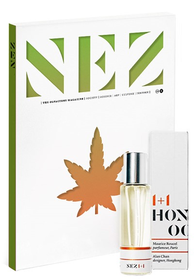 Nez Issue Eight with 15ml Perfume    by NEZ