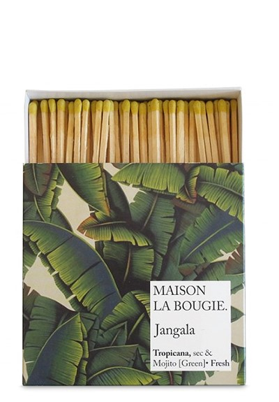 Jangala Matches  Matches  by Maison La Bougie