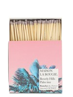 Beverly Hills Palm Tree Matches by Maison La Bougie