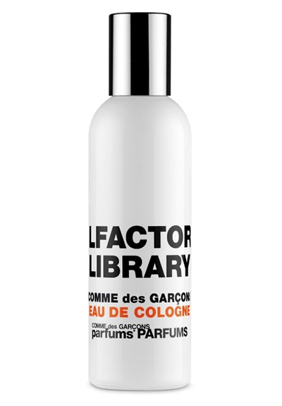 Eau de Cologne Eau de Toilette  by Comme des Garcons: Olfactory Library