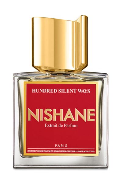 Hundred Silent Ways  Extrait de Parfum  by Nishane