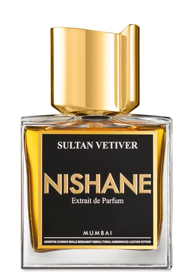 Sultan Vetiver  Extrait de Parfum  by Nishane